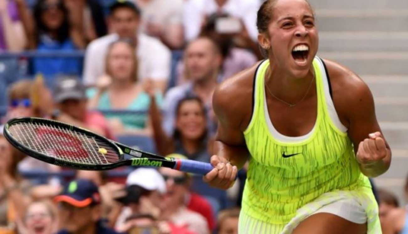 Hang in There…Madison Keys Version